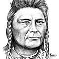 Chief Joseph by Greg Joens