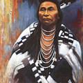 Chief Joseph by Harvie Brown