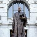 Chief Justice Edward Douglas White Statue- Nola by Kathleen K Parker