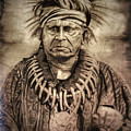 Chief Keokuk  by Anthony Franklin