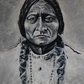 Chief Sitting Bull by Eddie Lim