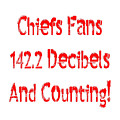 Chiefs Fans Are Loud And Proud by Andee Design