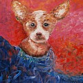 Chihuahua Blues by Nadine Rippelmeyer