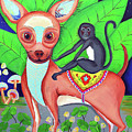 Chihuahuaw/monkie by Arturo Martinez