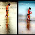 Child At Play by Farah Faizal