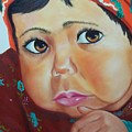 Child Of Afghanistan by Joni McPherson