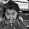 Child Portrait by Gianni Bussu