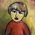 Child Portrait by Rafi Talby