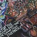 Child Soldier by Ebony Thompson