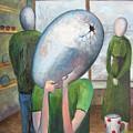 Childhood by Elisheva Nesis