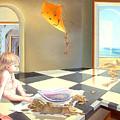 Childhood by Gyuri Lohmuller
