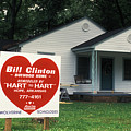 Childhood Home Of Bill Clinton by Carl Purcell
