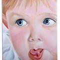 Childhood Reflections I by Lynda McLaughlin