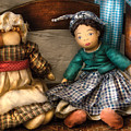 Children - Toys -  Dolls Americana  by Mike Savad