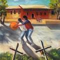 Tres Cruces De La Juventud Y La Vejez by Randy Burns