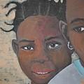 Children Burkina Faso Series by Reb Frost