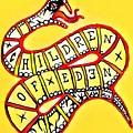 Children Of Eden's Snake Of Temptation by Michael Avila