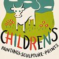 Children's Paintings-sculpture-prints by Celestial Images