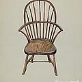 Child's Arm Chair by Mina Lowry