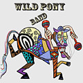 Chilli Peppers Wild Pony by Anthony Falbo