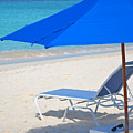Chilling On The Beach Anguilla Caribbean by Toby McGuire