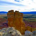 Chimney Rock by Alanna Morris