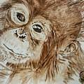 Chimp by Nathanael Manzer