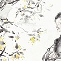 China Ancient Female by Wu Shanming