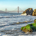 China Beach To The Golden Gate by Mark Chandler
