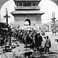 China: Caravan, C1919 by Granger