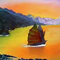 China Sea by CHAZ Daugherty