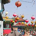 China Town  by Diana Gonzalez