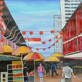 China Town Singaporesg50 by Manjiri Kanvinde