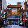 Chinatown - Philadelphia by Bill Cannon