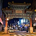 Chinatown In Philadelphia by Frozen in Time Fine Art Photography