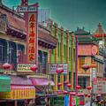 Chinatown by Laura Macky