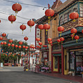 Chinatown Los Angeles 1 by Kevin McCall