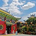 Chinatown Los Angeles #2 by Edita De Lima