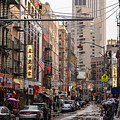 Chinatown Nyc by Stefan Mazzola