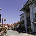 Chinatown Shops by Teresa Mucha