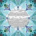 Chinease Ketubah- Reformed And Interfaithversion by Sandrine Kespi