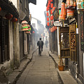 Chinese Alley by Jed Holtzman