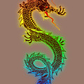 Chinese Dragon by Frederick Holiday