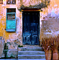 Chinese Facade Of Hoi An In Vietnam by Silva Wischeropp