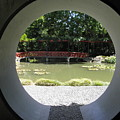 Chinese Garden View by Paul Pettingell