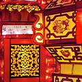 Chinese Lantern by John Greim
