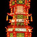 Chinese Lantern  by Kayvee Photography
