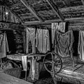 Chinese Laundry In Montana Territory by Daniel Hagerman