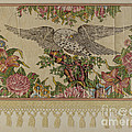Chintz Valance For Poster Bed by Raymond Manupelli