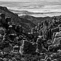 Chiricahua Hoodoo Vista by Charles Norkoli